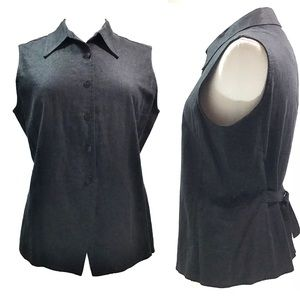 Kathy Lee Collection Sleeveless Top